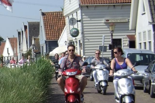 (Nederlands) Scooteren